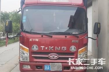 二手载货车 唐骏汽车 130马力图片