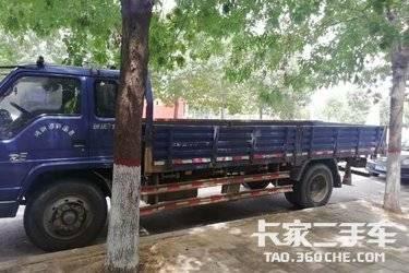 二手载货车 福田瑞沃 150马力图片