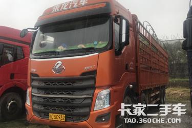 二手卡车载货车 东风柳汽 385马力