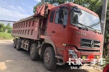 二手自卸车 东风新疆(原专底/创普) 300马力图片