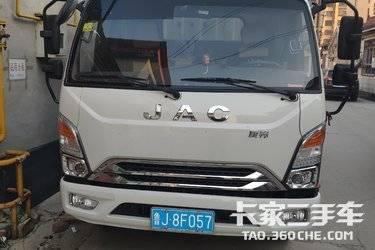 二手载货车 江淮康铃 143马力图片