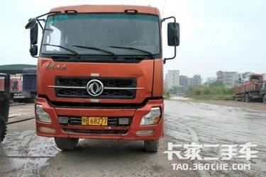二手载货车 东风股份 260马力图片