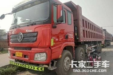 自卸車 陜汽重卡 430馬力