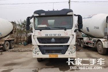 二手重汽豪沃(HOWO) HOWO T5G 340马力图片