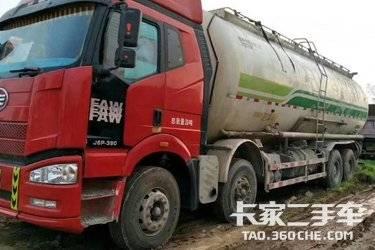 二手专用车 中集凌宇(凌宇牌) 390马力图片