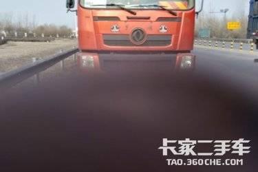 载货车  东风创普 190马力