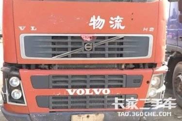 二手牵引车 沃尔沃 420马力图片