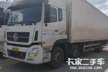 二手载货车 东风商用车 245马力图片