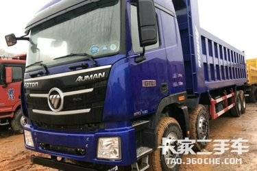 二手卡车自卸车  福田欧曼 430马力