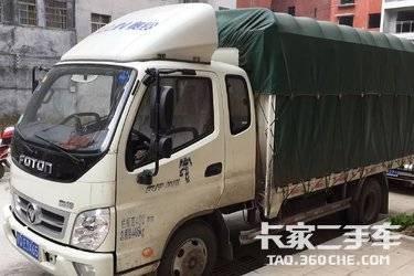 二手福田奥铃 奥铃捷运 115马力图片