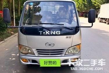 二手载货车 唐骏汽车 88马力图片