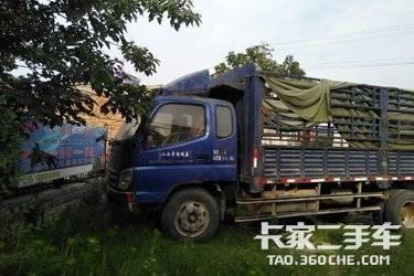 二手载货车 福田奥铃 125马力图片