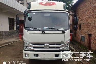 二手载货车 时代汽车(原福田时代) 4100马力图片