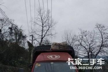 二手载货车 东风福瑞卡(全新) 98马力图片
