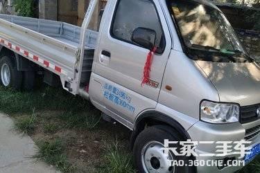 二手载货车 东风小霸王 113马力图片