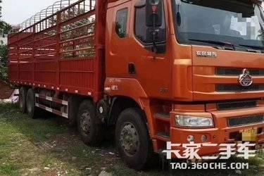 二手载货车 东风柳汽乘龙 350马力图片