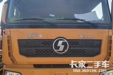 二手陕汽重卡 德龙X3000 400马力图片