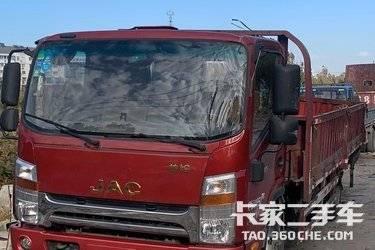 二手江淮帅铃 帅铃Q6 156马力图片