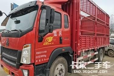 二手载货车 重汽豪沃(HOWO) 220马力图片
