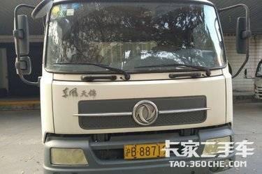 二手载货车 东风新疆(原专底/创普) 160马力图片