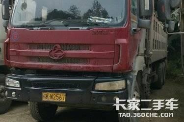 二手自卸车 东风柳汽 340马力图片