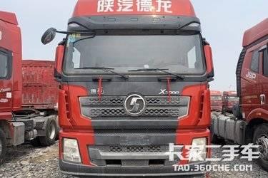 二手卡车二手牵引车 陕汽重卡 德龙X3000500马力