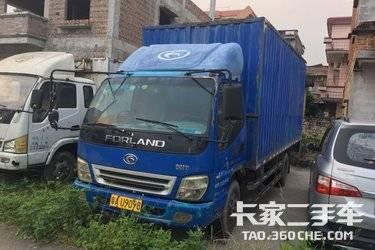 載貨車 福田時代 108馬力