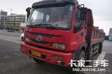 二手载货车 福田瑞沃 230马力图片