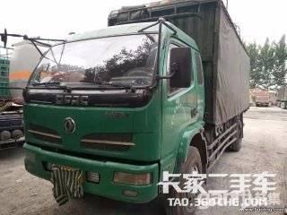 二手载货车 东风福瑞卡(全新) 140马力图片