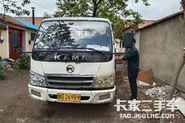 二手载货车 凯马 4100马力图片