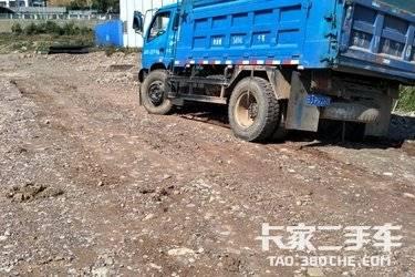 二手自卸车 东风创普 4108马力图片