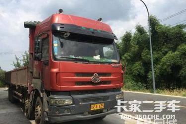 二手载货车 东风柳汽 315马力图片