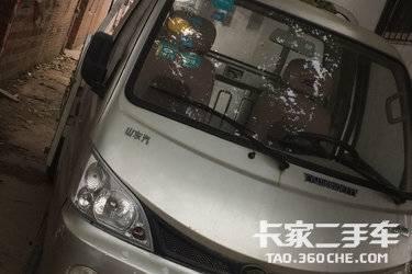 二手载货车 北汽黑豹 71马力图片