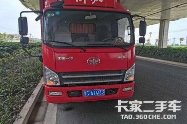 二手载货车 一汽解放轻卡 130马力图片