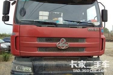 二手牵引车 东风柳汽 340马力图片