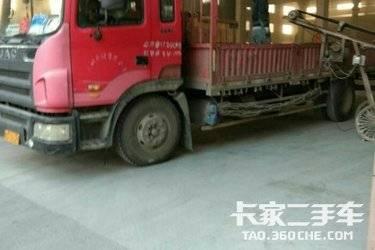二手载货车 江淮格尔发 140马力图片