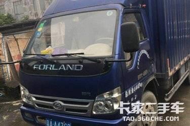 二手载货车 福田时代 110马力图片