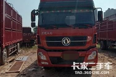 二手载货车 东风股份 245马力图片