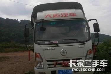 二手载货车 大运轻卡 150马力图片