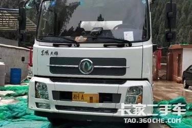 二手东风商用车 东风天锦 190马力图片