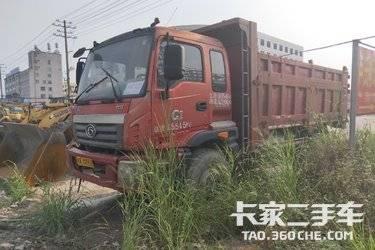 二手卡车自卸车  福田瑞沃 180马力