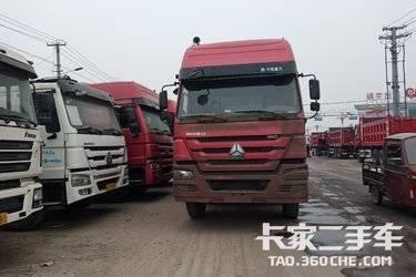 二手专用车 中国重汽 340马力图片