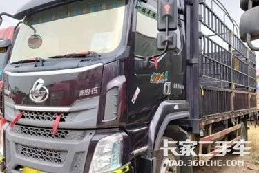 二手卡车载货车  东风柳汽 220马力