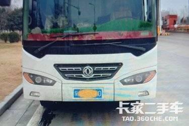二手载货车 东风股份 120马力图片
