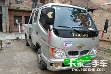二手载货车 唐骏汽车 80马力图片