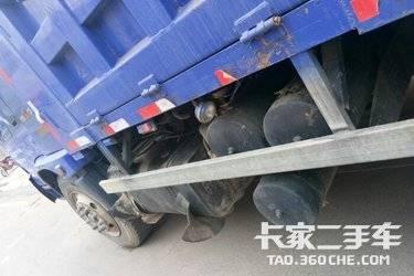 二手自卸车 福田瑞沃 130马力图片