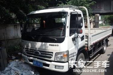 二手载货车 开瑞绿卡 80马力图片