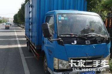 二手载货车 华晨鑫源金杯 105马力图片