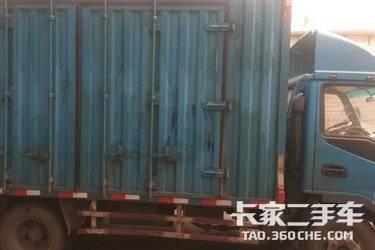 二手载货车 江淮帅铃 140马力图片