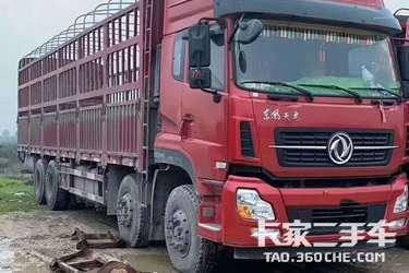 二手载货车 东风商用车 450马力图片